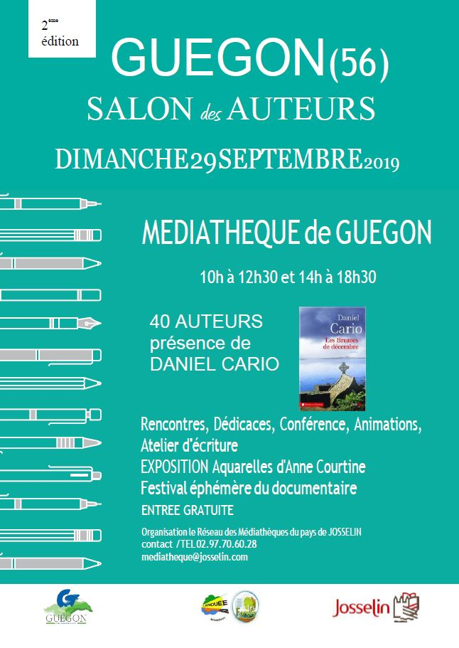 salon des auteurs 2019